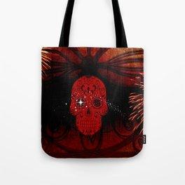 Skull Awakenings Tote Bag