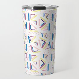 BP 63 Abstract Travel Mug
