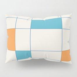 Mid-Century Modern Art 2.5 Pillow Sham