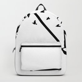 Life Triangle Backpack