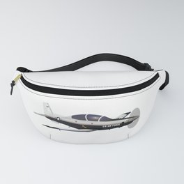 T-6 Texan II Trainer Aircraft Fanny Pack