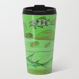 Rocky Overhang Travel Mug