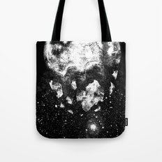 The Moon Is Down Tote Bag