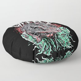 Suicide Silence Floor Pillow
