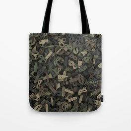 sexy stuff camouflage Tote Bag