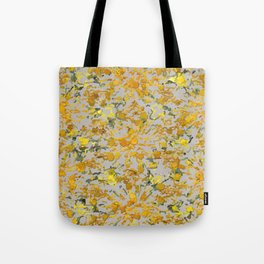 Sunflower seeds on canvas #1903 Tote Bag
