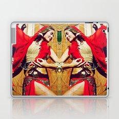 DIVINE GODDESS REFLECTIONS Laptop & iPad Skin