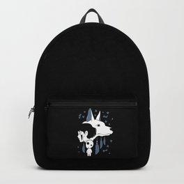 Anime Noke Wolf Backpack