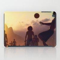 brasil iPad Cases featuring Brasil by afzucatti