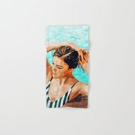 Simulacrum Hand & Bath Towel