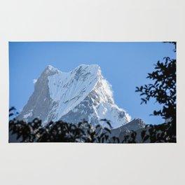Machapuchare summit Rug