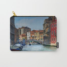 Venice Gondolas Carry-All Pouch