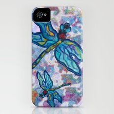 Dragonfly iPhone (4, 4s) Slim Case