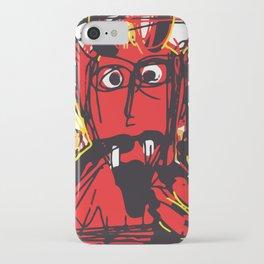 Devil iPhone Case