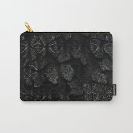 Scythe pattern Carry-All Pouch