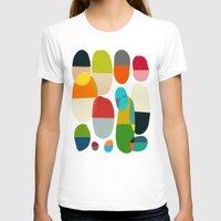 pills T-shirts featuring Jagged little pills by Picomodi