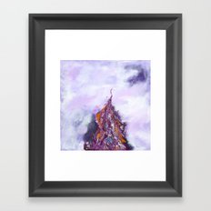 Rift Framed Art Print