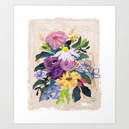 Blossom Art Print
