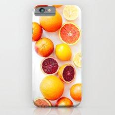 Winter Citrus 2 Slim Case iPhone 6s