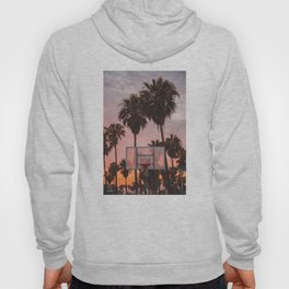 Venice Beach Sunset Ballin' Hoody
