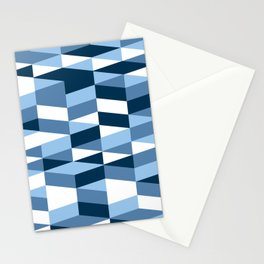 Rain (in your brain) Stationery Cards