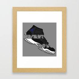 """11 """" SPACE JAM """" Framed Art Print"""