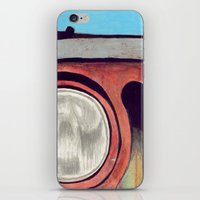 jeep iPhone & iPod Skins featuring Jeep by Shannon Rutherford