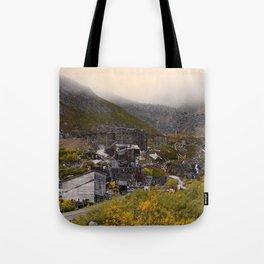 Independence Mine - Hatcher Pass, Alaska Tote Bag