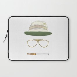 Movie Icons: Fear and Loathing in Las Vegas Laptop Sleeve