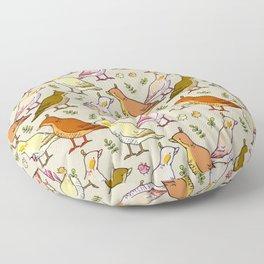 quack quack Floor Pillow