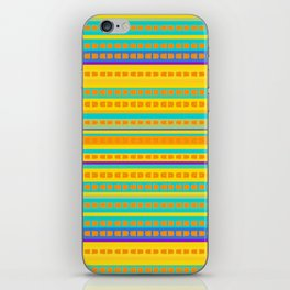 Rainbow Color Composition iPhone Skin