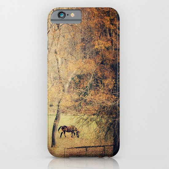 Thicket iPhone & iPod Case