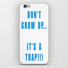 IT'S A TRAP!!! iPhone Skin