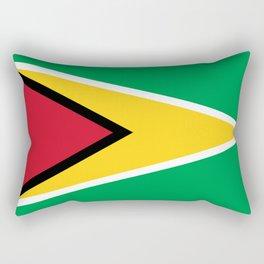 Flag of Guyana Rectangular Pillow