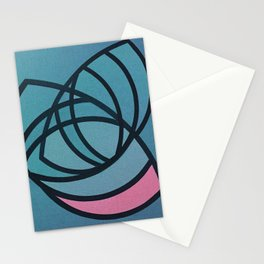 Through the Eyes of Outi Ikkala 2 Stationery Cards
