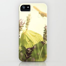 Butterfly Dream iPhone Case