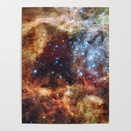Grand Star Forming - A  Stellar Nursery Poster
