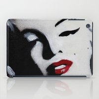 monroe iPad Cases featuring MONROE by John McGlynn