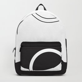 Face Groucho Graphic Backpack