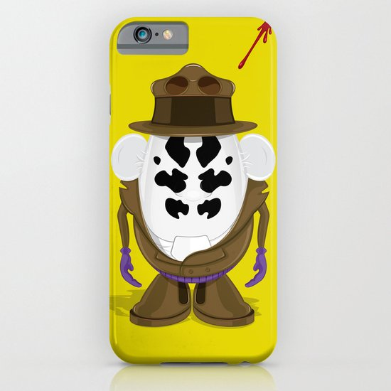 Mr Potato R. iPhone & iPod Case