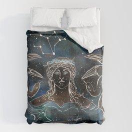 Virgo as Persephone Comforters