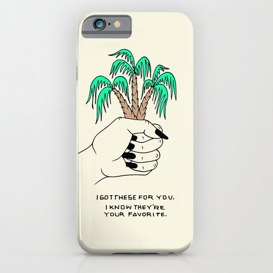 I GOT THESE FOR YOU iPhone & iPod Case