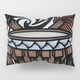Pua ma le Tanoa Pillow Sham