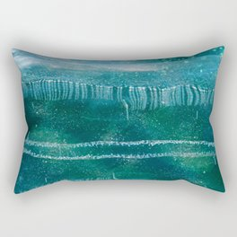 Dazzling lights VII Rectangular Pillow