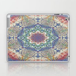 Jungle Kaleidoscope Laptop & iPad Skin