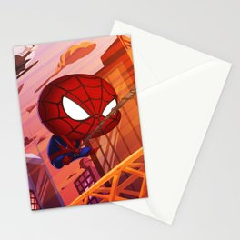 Spider-man! Stationery Cards