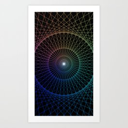 Mind's Eye Art Print
