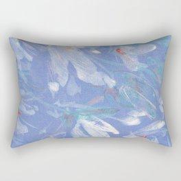 pastel blue Rectangular Pillow