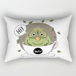 A Cup of Cuteness Rectangular Pillow