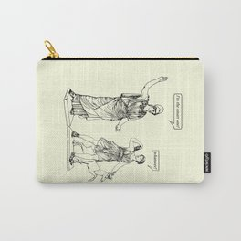 GODDESS STATUS  Carry-All Pouch